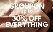 Groupon up to 30% Off Voucher