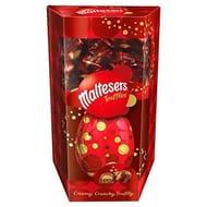 Maltesers Truffles Easter Egg Luxury Chocoloate , 286 G