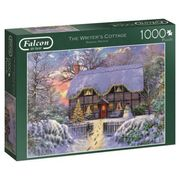 Falcon 1000 Piece 'The Writer's Cottage' Jigsaw Puzzle - SAVE £8.40