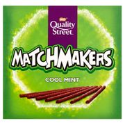 Nestle Quality Street Matchmakers COOL MINT 120g Only 50p at CLEARANCE XL