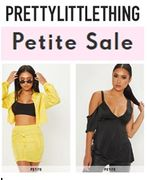 """UNDER 5ft 4""""? PETITE SALE - from £3 at PLT"""