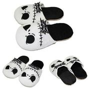 The Nightmare Before Christmas Jack Skellington Slippers Only £5.99