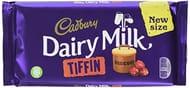 Cadbury Dairy Milk Tiffin Bar, 200 G, Pack of 5