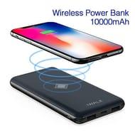 iWALK Wireless Portable Charger 10000mah Charging Pad