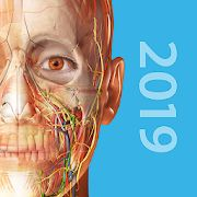 Human Anatomy Atlas 2019: Complete 3D Human Body (Android)