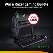 WIN a RAZER Gaming Bundle worth £365!