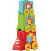 Fisher Price Stack & Roll Choo Choo Train