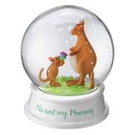 Me and My Mummy Snow Globe