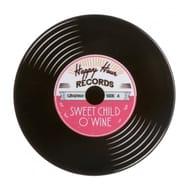Sweet Child O Wine Record Coaster