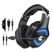 Over Ear Gaming Headphones Compatible with Nintendo Switch Fortnite Games