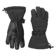 Tog 24 Men's Black Frickley Waterproof Ski Gloves - SAVE £31.00