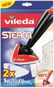 2 Replacement Pads for Vileda Steam Mop & 100 Degrees Celsius Hot Spray Mop