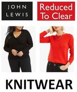 Knitwear - REDUCED TO CLEAR at John Lewis - From £11