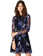 TRUTH & FABLE Women's Floral Embroidery Dress - 20% Off