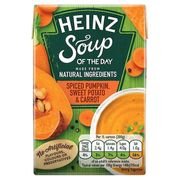 CASE PRICE 12 X Heinz Soup 400g Only £1.50 at CLEARANCE XL down from £12.78