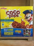 Kellogg's Coco Pops 6x20g Bars Only 75p at Low Priced Foods