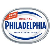 Philadelphia Family Pack 340g - HALF PRICE