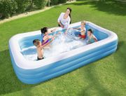 Deluxe Paddling Pool, 10ft X 6ft