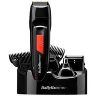 BaByliss for Men Titanium Grooming Kit 7056DU