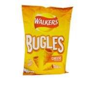 Walkers Bugles Cheese Flavour 110g 79p at Fulton Foods Online (March 2019 Dated)