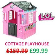 LOL Surprise! Cottage Playhouse at VERY