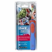 Oral-B Avengers Kids Stages Rechargeable Toothbrush