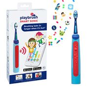 Playbrush Smart Sonic, Smart Electric Toothbrush for Kids