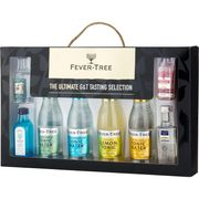 Fever Tree Gin & Tonic Tasting Selection Pack