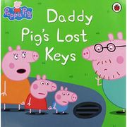 Peppa Pig - Daddy Pigs Lost Keys