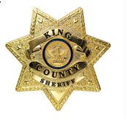 Rick Grimes Sheriff's Badge