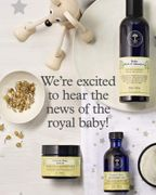 Free Baby Soap from Neals Yard Remedies