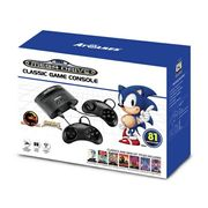 Sega Megadrive Standard Games Console with 81 Games - HALF PRICE!