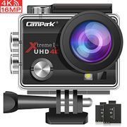 Campark ACT74 Action Camera 4K 16MP Waterproof Cam