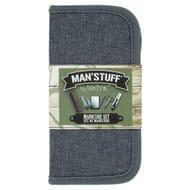 Technic Man'Stuff Handy Grooming Manicure Set Great Mens Gift Idea
