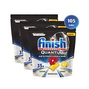 Finish Quantum Ultimate Dishwasher Tablets