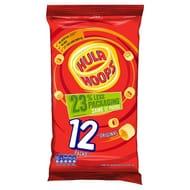 Hula Hoops 12X24g / Jacobs Mini Cheddars Snacks 12 X 25 G