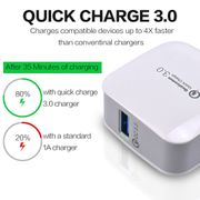 STONEGO QC3.0 USB Quick Charge, Free Shipping Worldwide