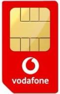 Vodafone SIM Deal - 8GB Data, Unlimited Calls & Minutes