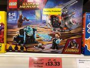 LEGO 76102 Marvel Avengers Infinity War Thors Weapon Quest Playset