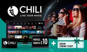 £10 Movie Credit at CHILI + Odeon Cinema Ticket = £5.99 (£4.79 with Code)