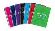 Oxford Campus A5 Notebook - Assorted Colour, Pack of 5