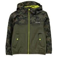 Regatta Hubbell Waterproof Jacket Junior