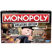 Monopoly - Cheaters Edition - £9 CHEAPER AT AMAZON
