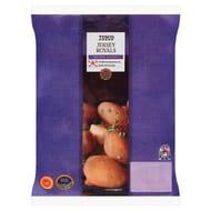 Tesco Jersey Royal Potatoes 1Kg