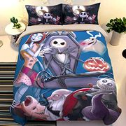 The Nightmare before Christmas Double Duvet £25.66 at Amazon