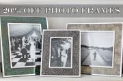 10% off When You Buy 2 Real Feather Photo Frames