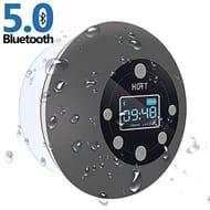Shower Radio, HOTT Bluetooth Wireless Bathroom Speaker Only £23.98