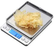CestMall Stainless Steel Digital Kitchen Scales Only £9.8