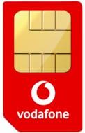 HUGE 100GB Data Sim + Unltd Mins & Texts for '£14.84/mth' from Vodafone.