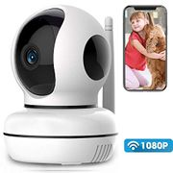 Lightning Deal! Wifi IP Camera PEALIKER 1080P FHD Wireless Security Camera